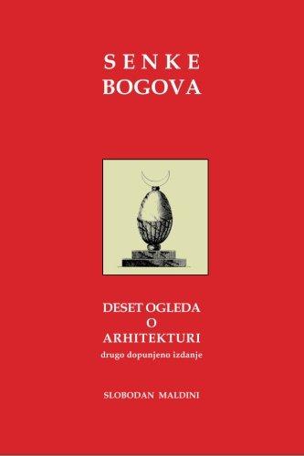 9781497316393: Senke Bogova: Deset ogleda o arhitekturi