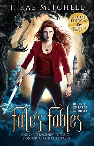 9781497331563: Fate's Fables: One Girl's Journey Through 8 Unfortunate Fairy Tales (Fates Journey)