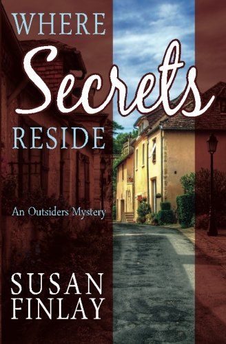 9781497336100: Where Secrets Reside: An Outsiders Mystery: 2 (The Outsiders)