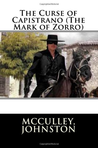 9781497336148: The Curse of Capistrano (The Mark of Zorro)