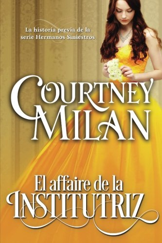 El affaire de la institutriz (Los hermanos: Milan, Courtney