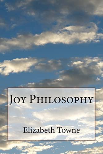 9781497354814: Joy Philosophy