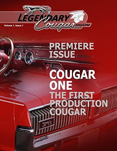 9781497376823: Legendary Cougar Magazine