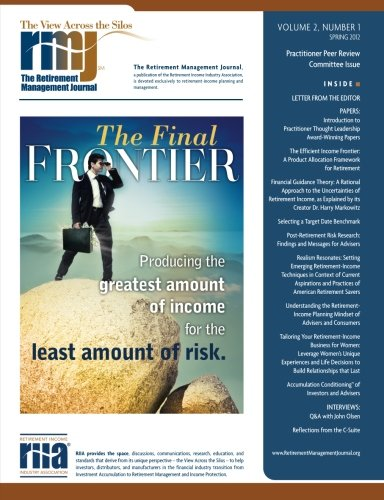 The Retirement Management Journal: Vol. 2, No.: Robert J. Powell
