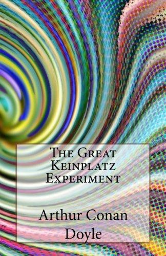 9781497408104: The Great Keinplatz Experiment