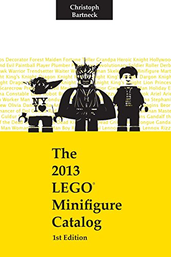 9781497409149: The 2013 LEGO Minifigure Catalog: 1st Edition