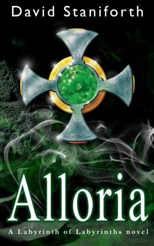 9781497413337: Alloria: labyrinth of labyrinths