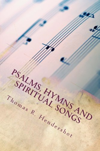 9781497420878: Psalms, Hymns and Spiritual Songs