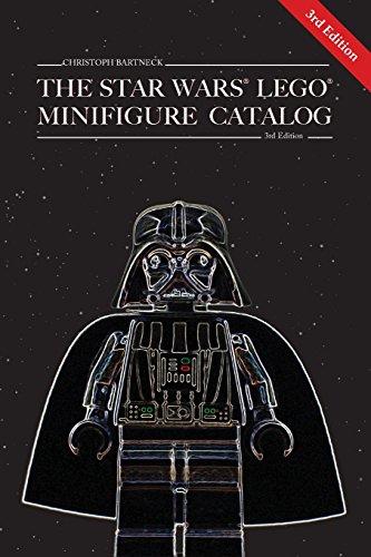 9781497434257: The Star Wars LEGO Minfigure Catalog: 3rd Edition
