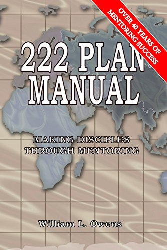 9781497438514: The 222 Plan Manual: The Biblical Plan for Making Disciples