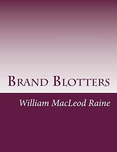 9781497451698: Brand Blotters