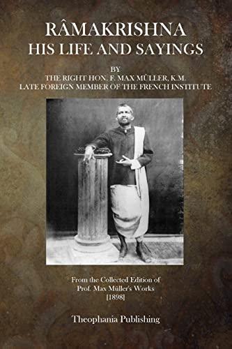 9781497465510: Ramakrishna: His Life and Sayings