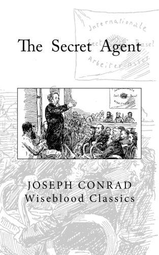 9781497478060: The Secret Agent: A Simple Tale: Volume 30 (Wiseblood Classics)