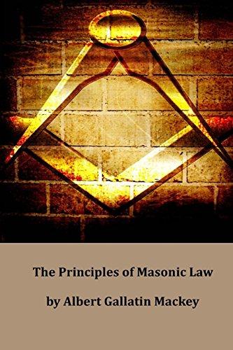 9781497483545: The Principles of Masonic Law