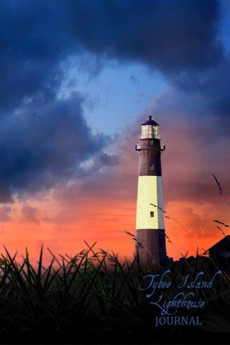 9781497488816: Tybee Island Lighthouse Journal: (Notebook, Diary, Blank Book) 6x9