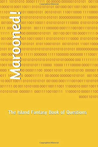 9781497491465: Marooned!: The Island Fantasy Book of Questions