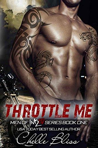 9781497497139: Throttle Me (Men of Inked) (Volume 1)