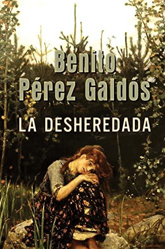 9781497498723: La desheredada (Spanish Edition)