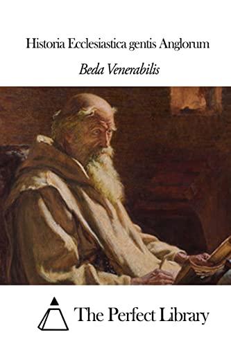 9781497507715: Historia Ecclesiastica gentis Anglorum (Latin Edition)
