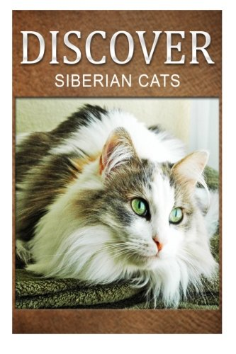9781497510241: Siberian Cats - Discover: Early reader's wildlife photography book