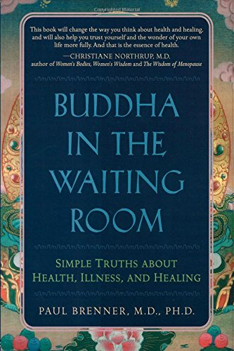 9781497511118: Buddha in the Waiting Room: Simple Truths about Health, Illness, and Healing