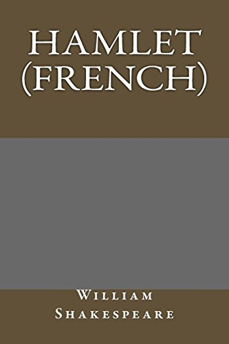 9781497522336: Hamlet (French) (French Edition)