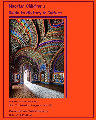 9781497550902: Moorish Children's Guide to History & Culture: A Collection of Moorish-inspired Illustrations
