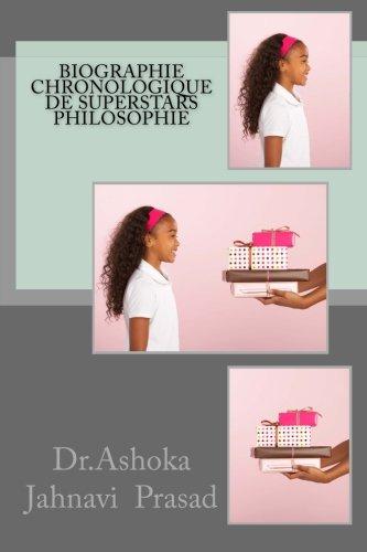9781497561724: Biographie chronologique de superstars Philosophie