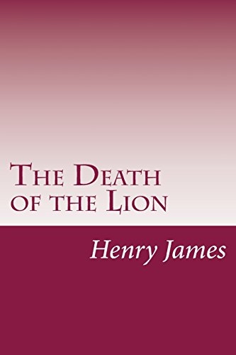 9781497562837: The Death of the Lion