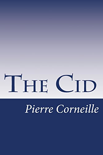 Le Cid French Edition