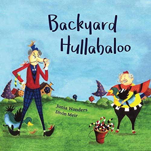 9781497565180: Bark and Bagoo: Backyard Hullabaloo: Volume 1