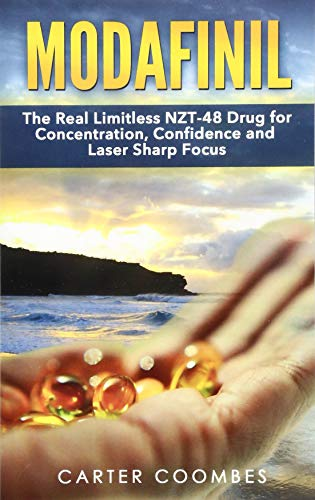 Modafinil: The Real Limitless NZT-48 Drug for: Coombes, Carter