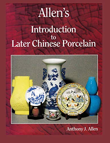 9781497569140: Allen's Introduction to Later Chinese Porcelain