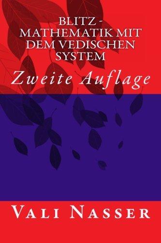 9781497571914: Blitz - Mathematik mit dem Vedischen System: Zweite Auflage (German Edition)