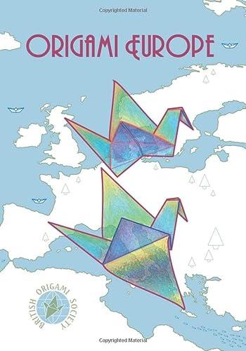 9781497584662: Origami Europe (colour edition): Colour edition