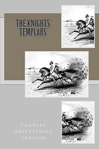 9781497588325: The Knights Templars