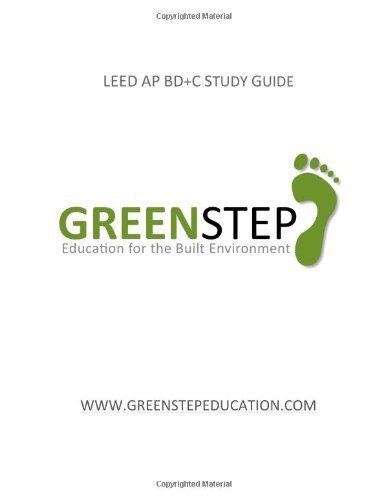 9781497595569: LEED AP BD+C Study Guide