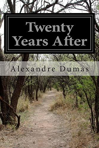 9781497598560: Twenty Years After