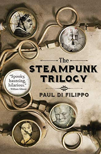 9781497626584: The Steampunk Trilogy