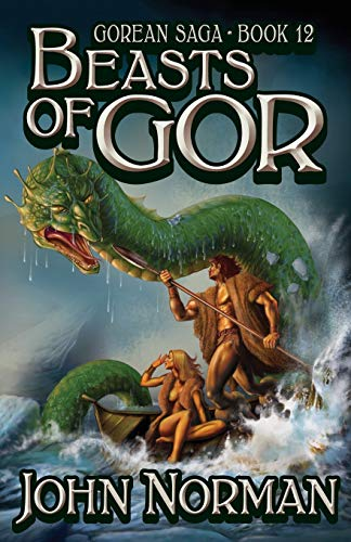 9781497637030: Beasts of Gor