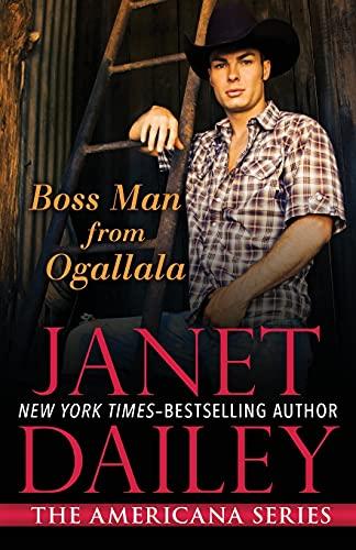 9781497639355: Boss Man From Ogallala: Nebraska (The Americana Series)