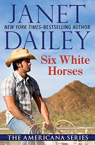 9781497639690: Six White Horses: Oklahoma (The Americana Series)