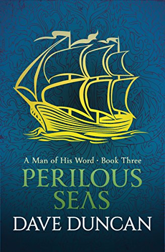 Perilous Seas (A Man of His Word): Duncan, Dave