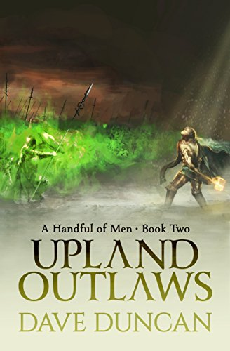 9781497640566: Upland Outlaws (A Handful of Men)