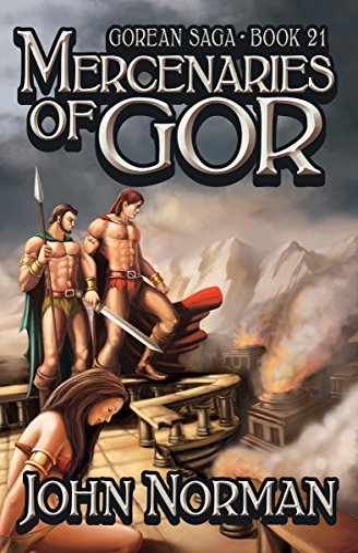 9781497644960: Mercenaries of Gor (Gorean Saga)