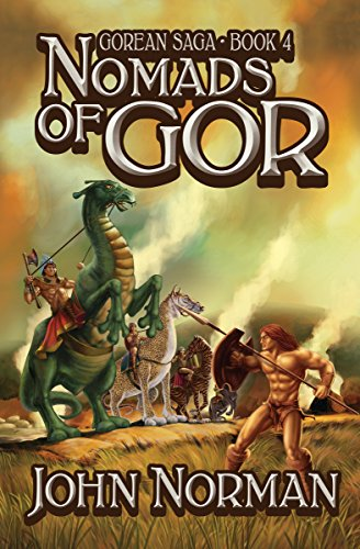9781497648456: Nomads of Gor (Gorean Saga)