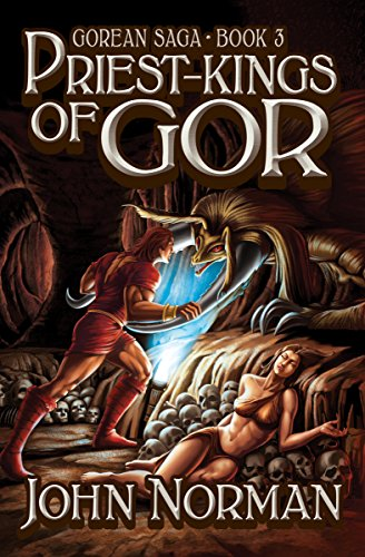 9781497648555: Priest-Kings of Gor (Gorean Saga)