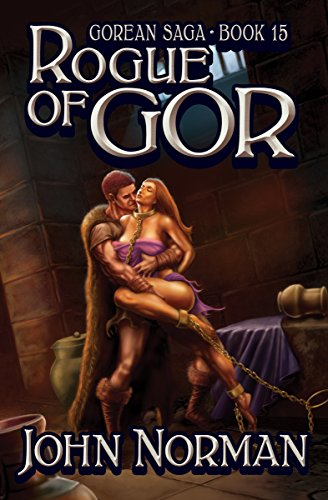 9781497648616: Rogue of Gor (Gorean Saga)