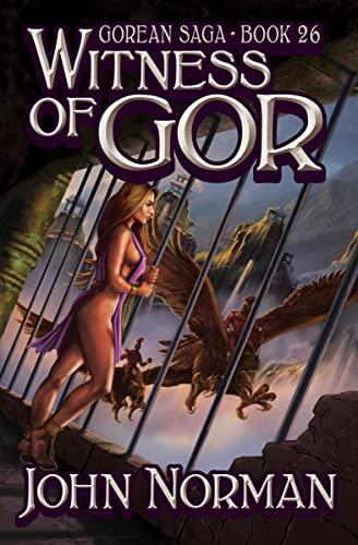 9781497648852: Witness of Gor