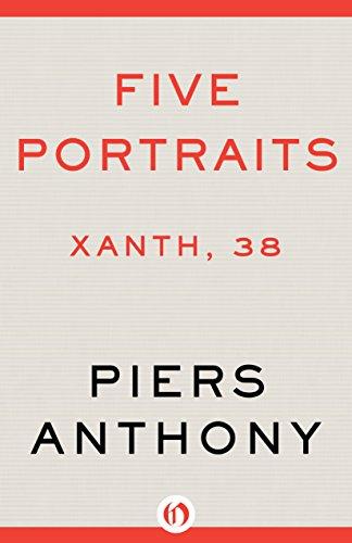 9781497662933: Five Portraits (Xanth)